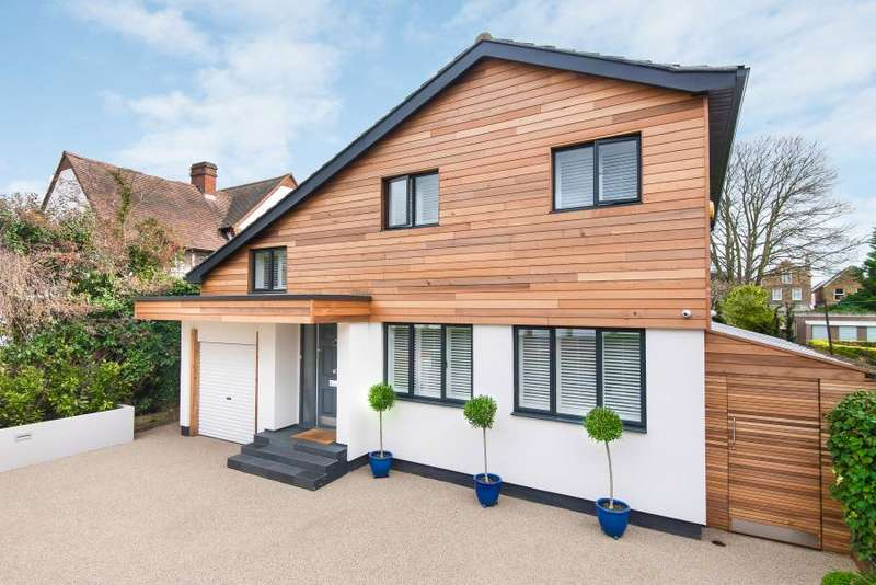 4 Bedrooms Detached House for sale in Bank Lane, Kingston upon Thames KT2