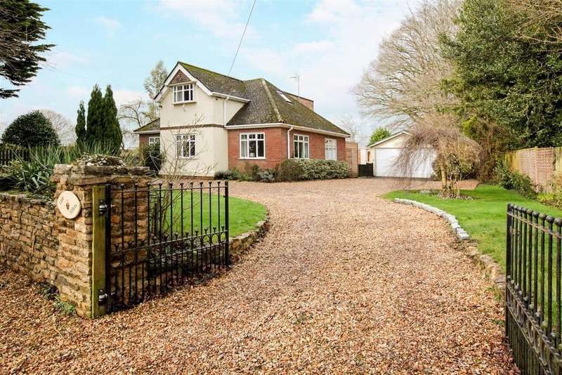 4 Bedrooms Detached House for sale in Manningford Abbots, Pewsey