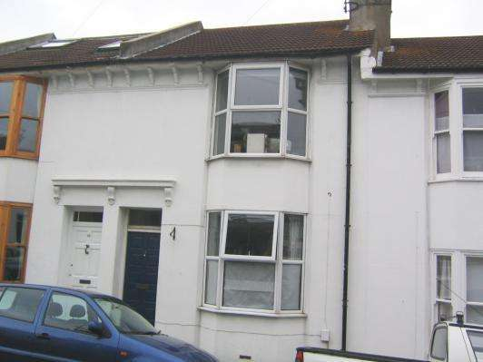 4 Bedrooms Terraced House for rent in Cobden Road, Brighton BN2