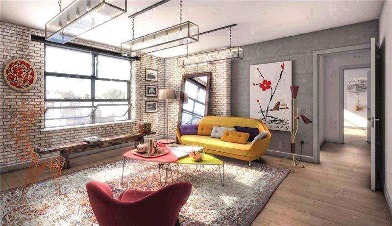 Studio Flat for sale in Carlow Street, Regent's Park, Camden, London, NW1