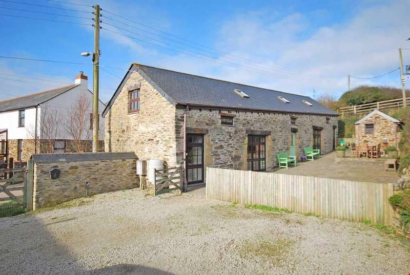 3 Bedrooms Detached House for sale in Crantock, Nr. Newquay, Cornwall, TR8