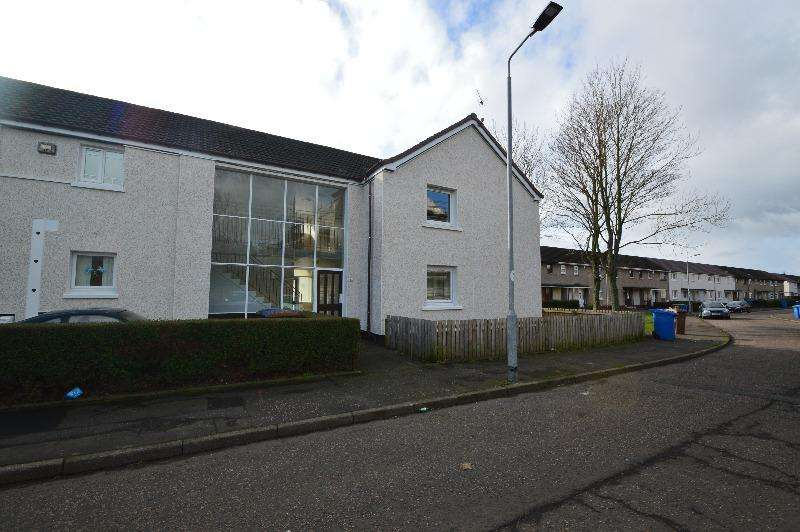 2 Bedrooms Flat for sale in Martin Avenue, Irvine, North Ayrshire, KA12 9NU