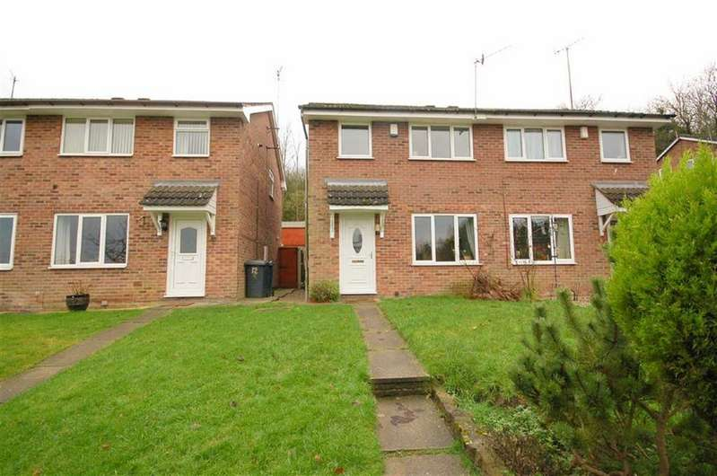 3 Bedrooms Semi Detached House for sale in Warwick Gardens, Cotgrave
