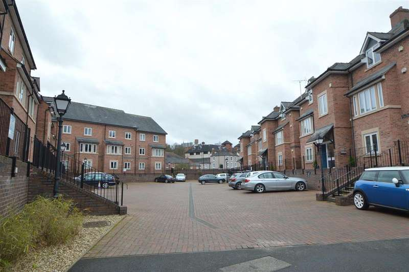 2 Bedrooms Apartment Flat for sale in 12a Chester street, Shrewsbury, SY1 1NX