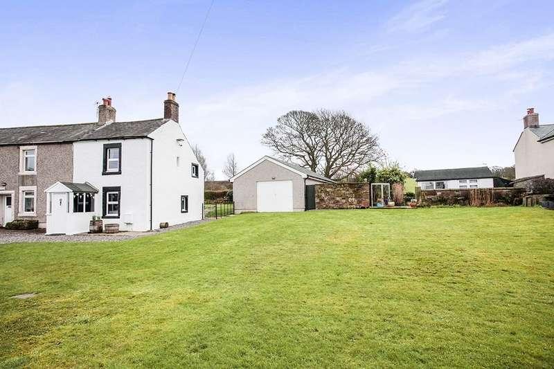 2 Bedrooms Property for sale in Brookside Cottages, Westnewton, Wigton, CA7