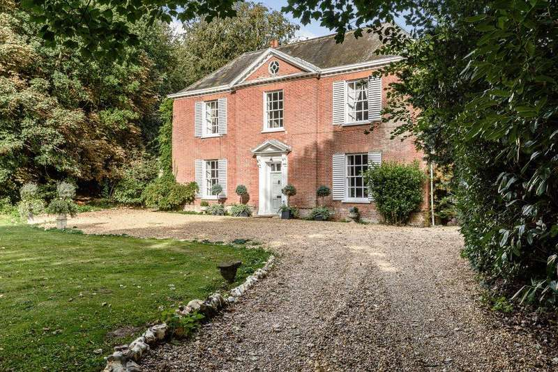 4 Bedrooms Detached House for sale in Spixworth, Norwich, Norfolk