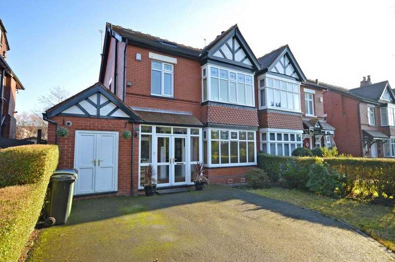 4 Bedrooms Semi Detached House for sale in Frewland Avenue, Davenport