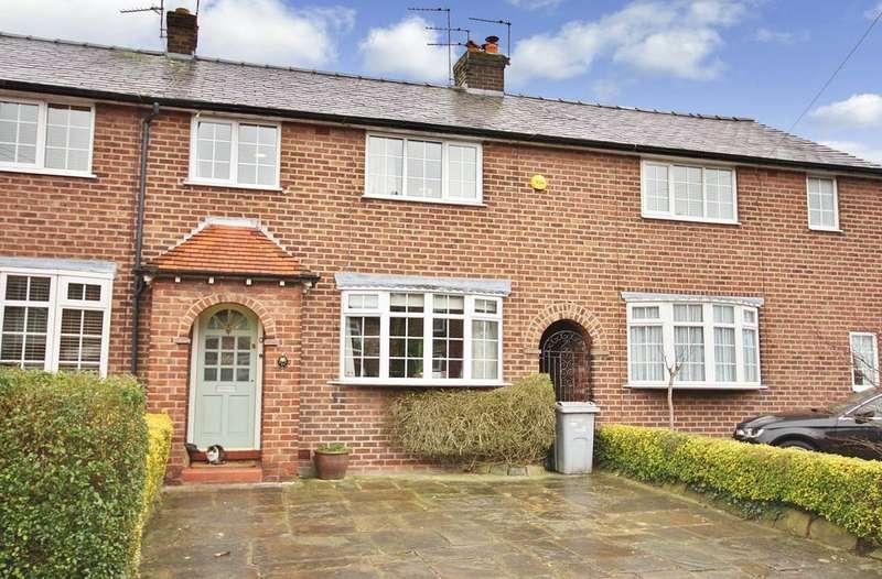 3 Bedrooms Mews House for sale in Oak Lane, Wilmslow