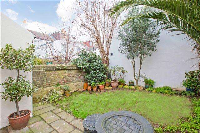 4 Bedrooms Terraced House for sale in Tamworth Road, Hove