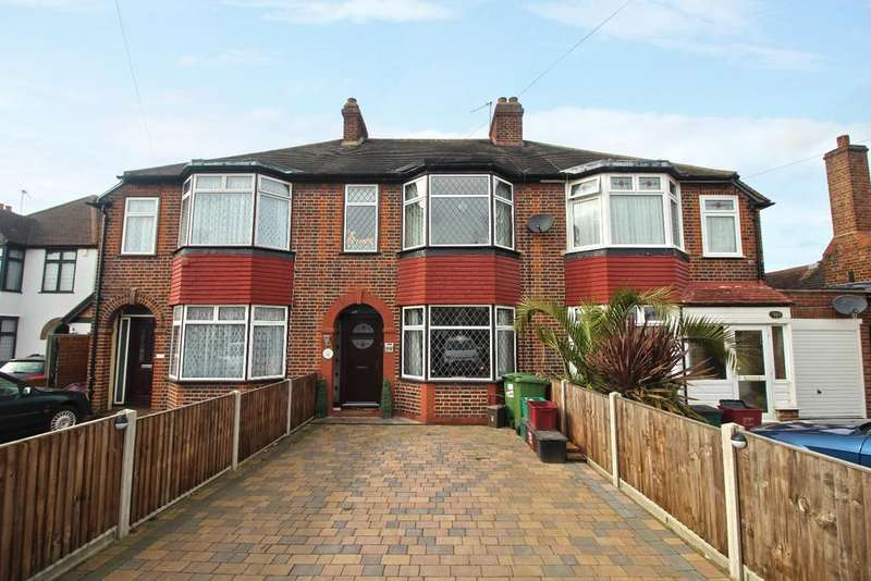 3 Bedrooms Terraced House for sale in Days Lane Sidcup DA15