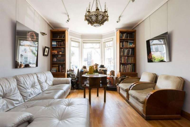 7 Bedrooms Terraced House for sale in Rostrevor Avenue, N15.