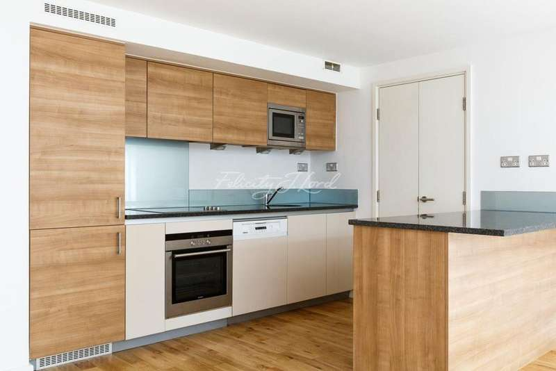 2 Bedrooms Flat for sale in Maurer Court, Greenwich Millennium Village , SE10