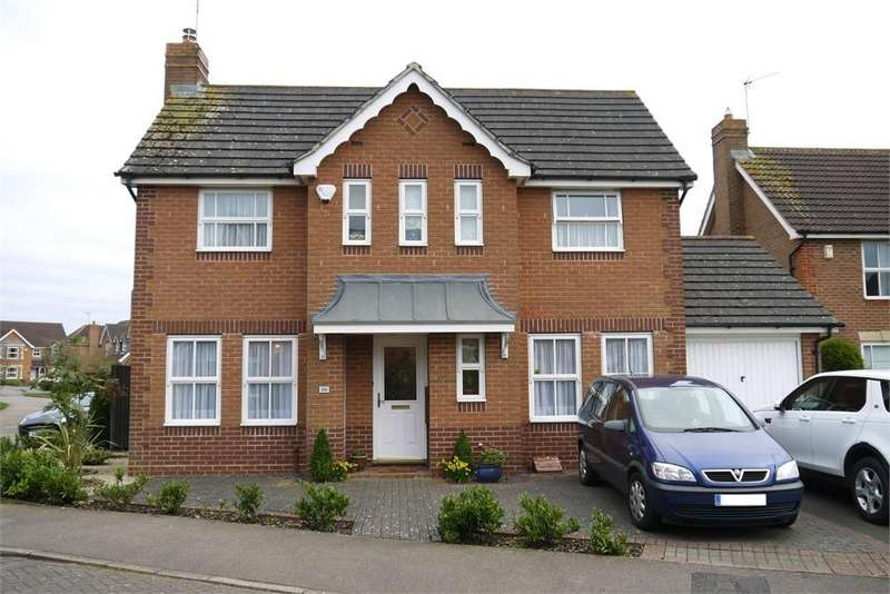 3 Bedrooms Detached House for sale in Azalea Close, Lutterworth, Leicestershire
