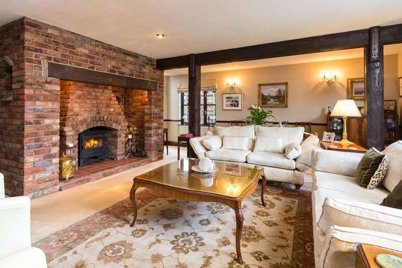 5 Bedrooms Detached House for sale in Sutton Road, EYEWORTH, SG19