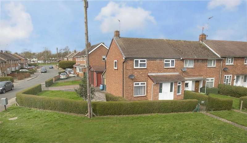 3 Bedrooms End Of Terrace House for sale in Kingsthorpe Avenue, Corby, Northamptonshire