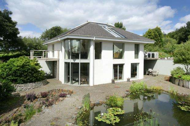 5 Bedrooms Detached House for sale in Northlew, Okehampton, Devon