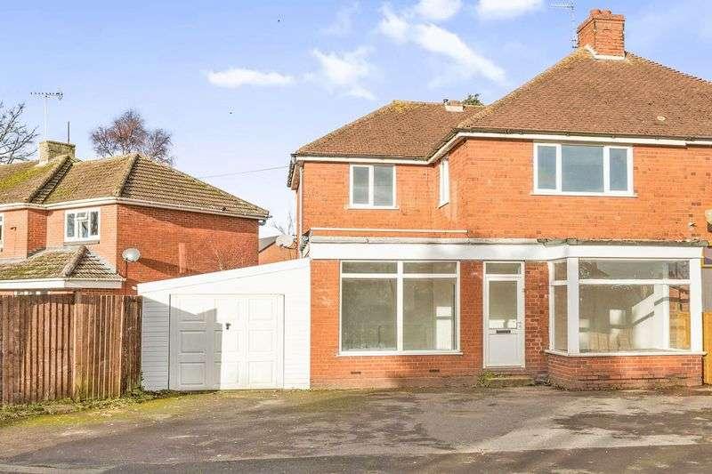 3 Bedrooms Semi Detached House for sale in Baskerville Road, Kidderminster, DY10 2YF
