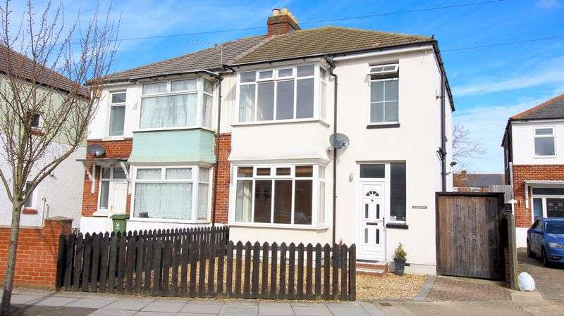 3 Bedrooms Semi Detached House for sale in Battenburg Avenue, Portsmouth