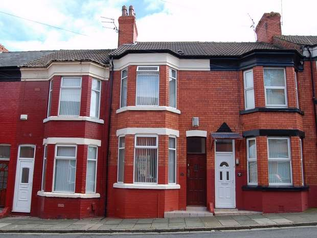 3 Bedrooms Terraced House for sale in Onslow Road, New Ferry, Merseyside