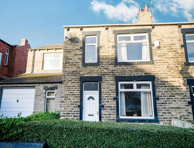 4 Bedrooms Semi Detached House for sale in Locke Avenue, Barnsley, S70