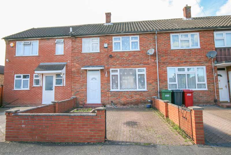 3 Bedrooms Terraced House for sale in Gascons Grove