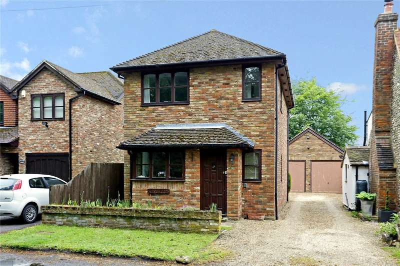 3 Bedrooms Detached House for sale in Nairdwood Lane, Prestwood, Great Missenden, Buckinghamshire, HP16