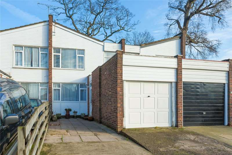 3 Bedrooms Terraced House for sale in Boxtree Road, Harrow Weald, HA3