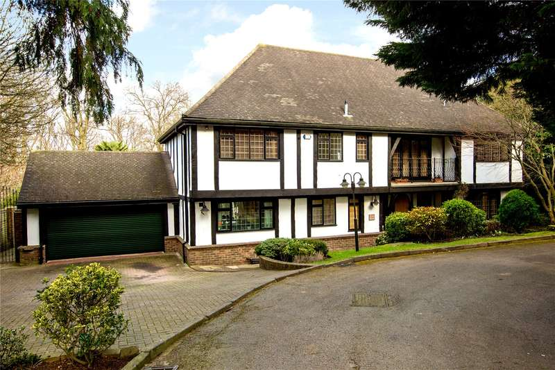 6 Bedrooms Detached House for sale in Wolsey Close, Wimbledon, SW20
