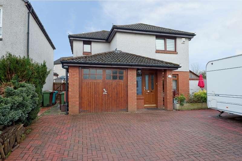 3 Bedrooms Detached House for sale in Castburn Road, Cumbernauld, Glasgow, G67 3DG