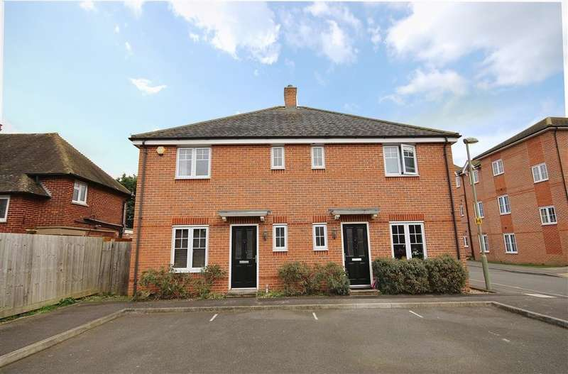 3 Bedrooms Semi Detached House for sale in Caldecott Chase, Abingdon-on-Thames, OX14