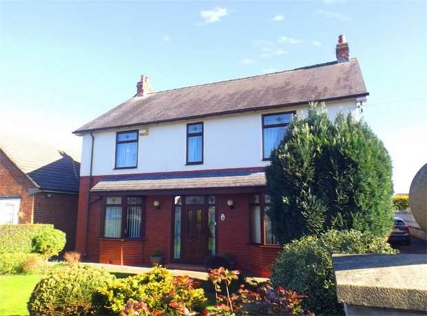4 Bedrooms Detached House for sale in Barmpton Lane, Darlington, Durham