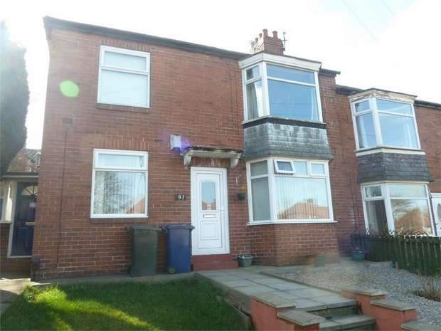 2 Bedrooms Flat for sale in Stamfordham Road, Newcastle upon Tyne, Tyne and Wear