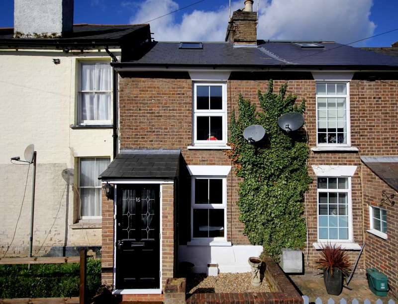 3 Bedrooms House for sale in RARELY AVAILABLE 3 BED CHARACTER COTTAGE IN Russell Place, Boxmoor
