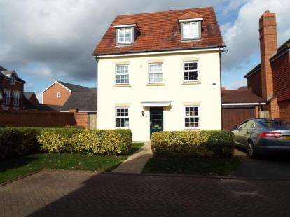 5 Bedrooms Detached House for sale in Brampton Close, Weston, Crewe, Cheshire