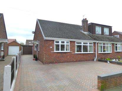 2 Bedrooms Semi Detached House for sale in Gainsborough Road, Warrington, Cheshire