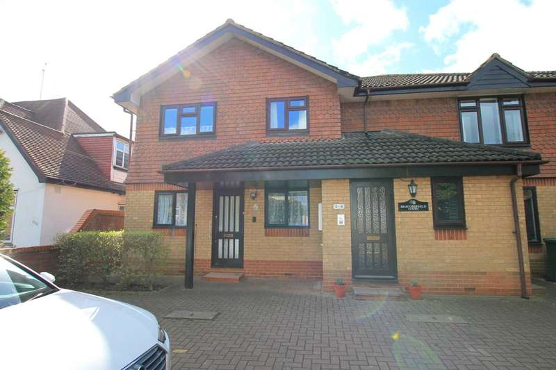 2 Bedrooms Maisonette Flat for sale in Horseshoe Lane, Watford