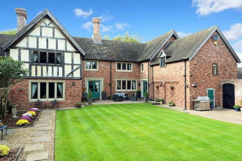 6 Bedrooms Semi Detached House for sale in Arleston Manor Drive, Telford, Shropshire.