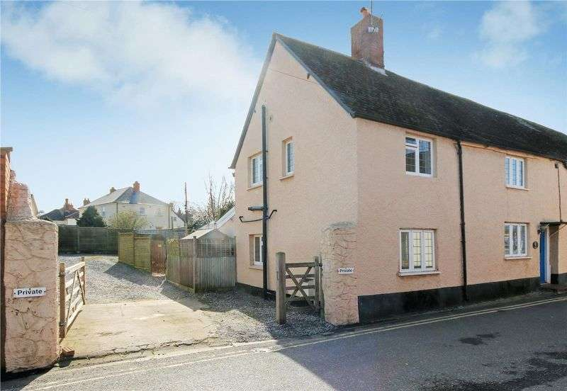 3 Bedrooms Semi Detached House for sale in Robert Street, Williton