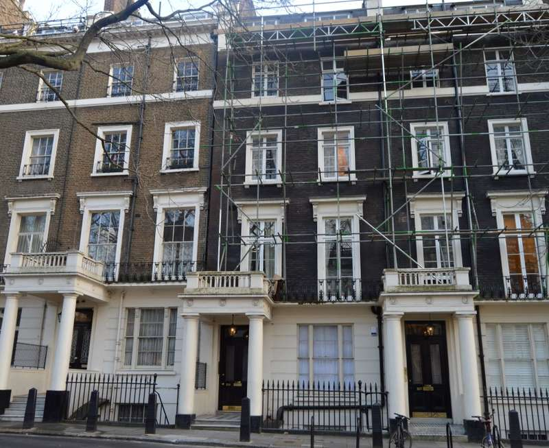 2 Bedrooms Flat for sale in Sussex Gardens, Paddington, London, W2 2RJ