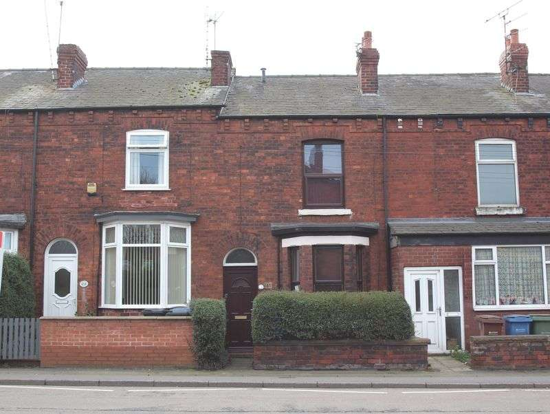 2 Bedrooms Terraced House for sale in Stockport Road West, Bredbury