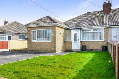 2 Bedrooms Bungalow for sale in Wingate Avenue, Morecambe, LA4