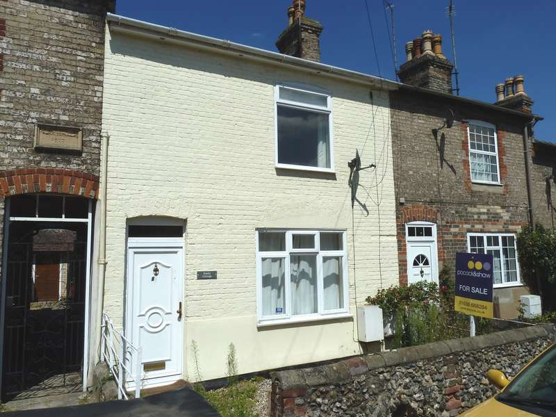 2 Bedrooms Cottage House for sale in Exeter Road, Newmarket