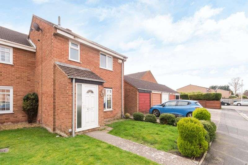 3 Bedrooms Terraced House for sale in Homeground, Clevedon