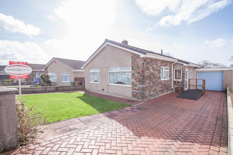 3 Bedrooms Detached Bungalow for sale in Mainstone, Plymouth