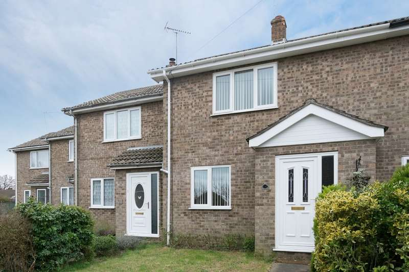 2 Bedrooms Terraced House for sale in Manorfield Close, Ormesby St Margaret