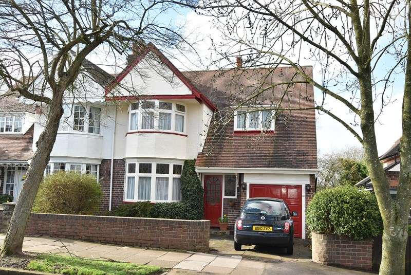 3 Bedrooms Semi Detached House for sale in Petersfield Road, Hall Green, Birmingham