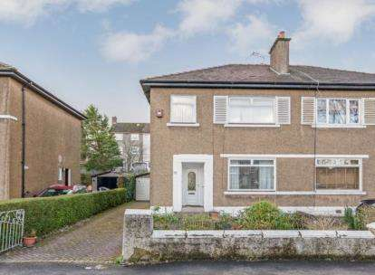 2 Bedrooms Semi Detached House for sale in Croftfoot Road, Glasgow, Lanarkshire