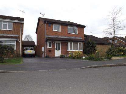 3 Bedrooms Detached House for sale in School Crescent, Broughton Astley, Leicester, Leicestershire