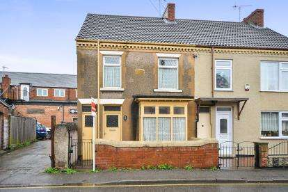 2 Bedrooms Semi Detached House for sale in Stoney Street, Sutton-In-Ashfield, Nottinghamshire, Notts