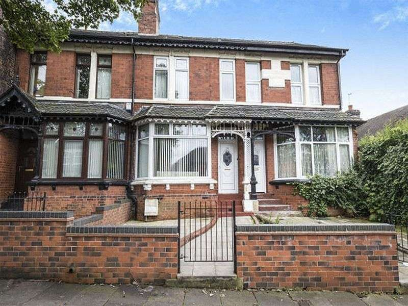 4 Bedrooms Terraced House for sale in Chaplin Road, Normacot, Stoke-On-Trent, Staffordshire, ST3 4RH